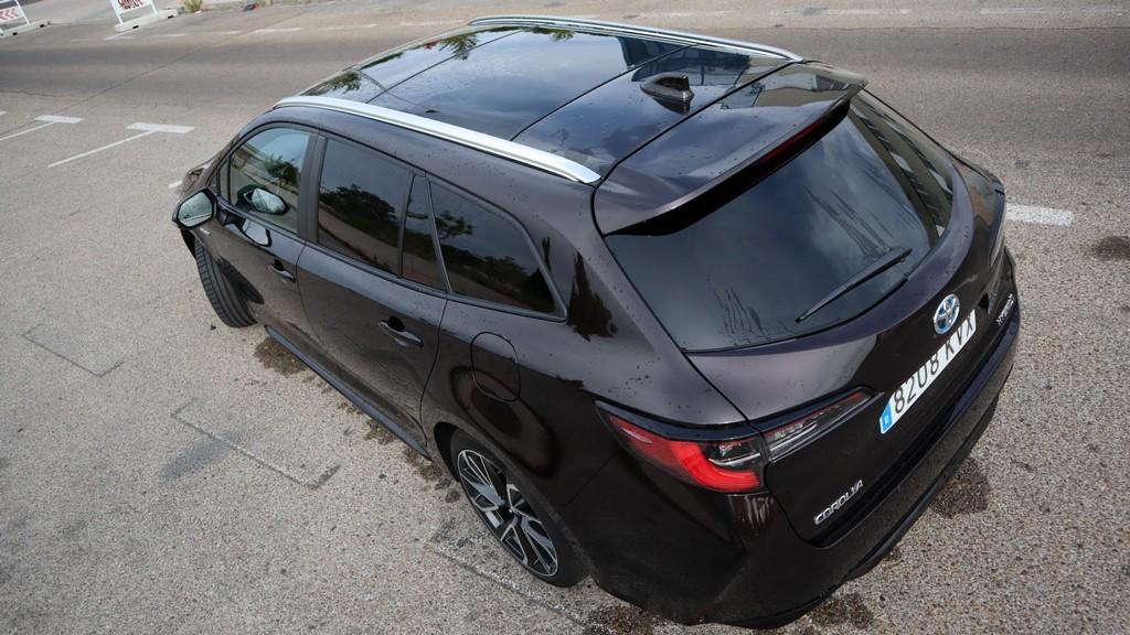 Toyota Corolla Touring Sports: llegar 48