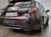 Toyota Corolla Touring Sports: llegar 108