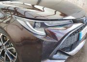 Toyota Corolla Touring Sports: llegar 94