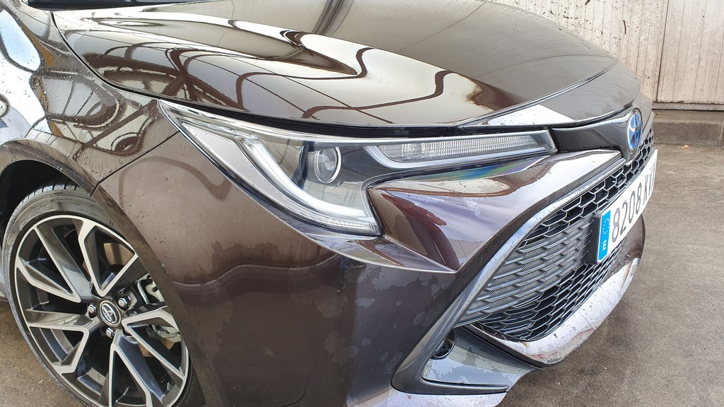 Toyota Corolla Touring Sports: llegar 34