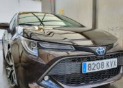 Toyota Corolla Touring Sports: llegar 92