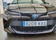 Toyota Corolla Touring Sports: llegar 90