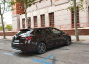 Toyota Corolla Touring Sports: llegar 84