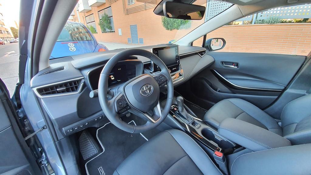 Toyota Corolla Sedan, convicción 39