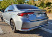 Toyota Corolla Sedan, convicción 93