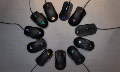 5 ratones gaming baratos que merecen la pena