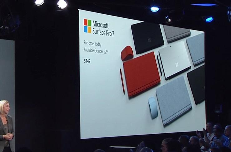 Surface Pro 7, especificaciones y claves del nuevo 2 en 1 de Microsoft 43