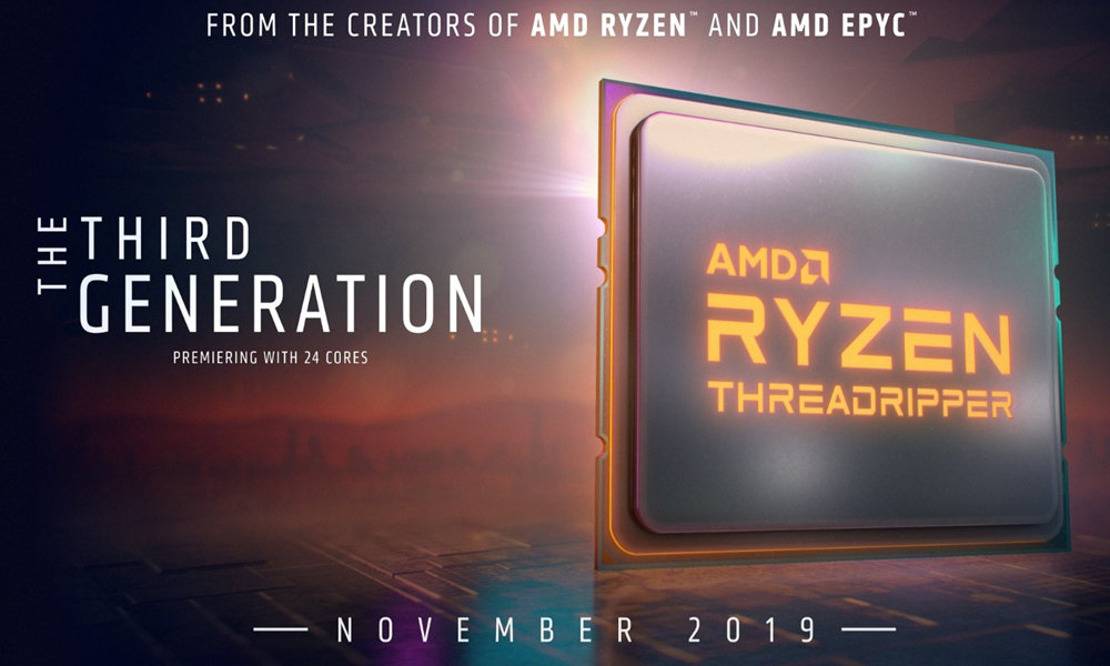AMD Threadripper 3000