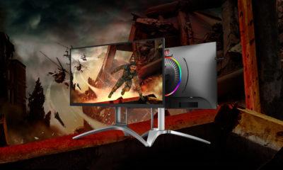 AOC AG273GX Monitor Gaming