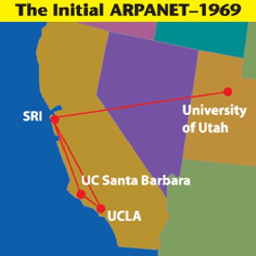 ARPANET cumple 50 años