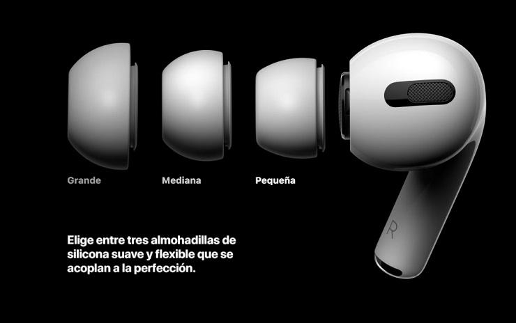 Apple sube el listón con los nuevos AirPods Pro, especificaciones y precio 34