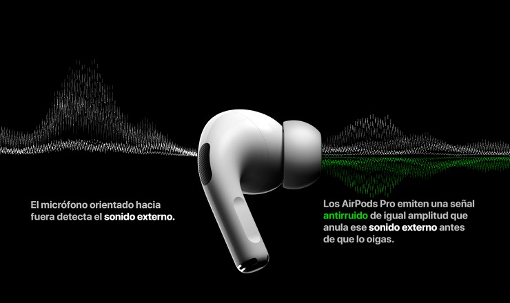 Apple sube el listón con los nuevos AirPods Pro, especificaciones y precio 38