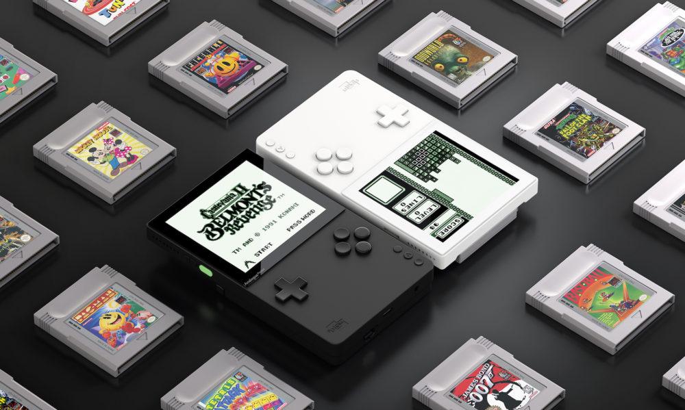 Analogue Pocket Consola Retro Portátil