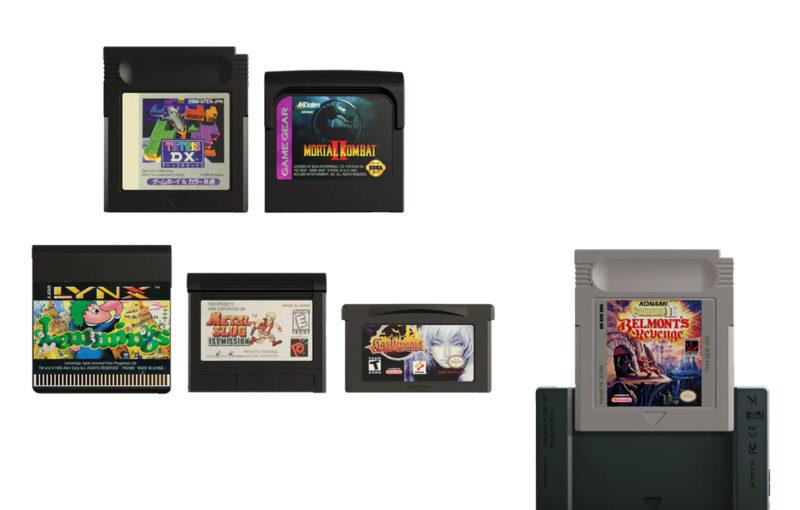 Analogue Pocket Juegos Game Boy