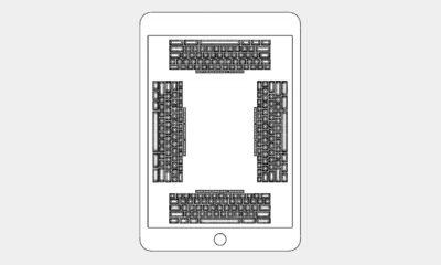 Apple Patente Teclado Mecánico