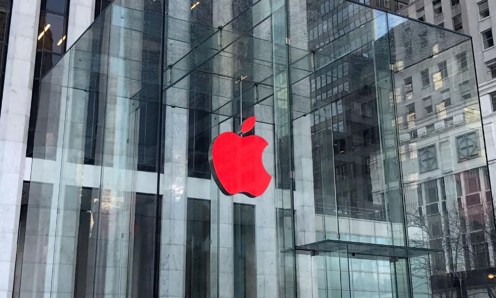 Apple envía datos a Tencent