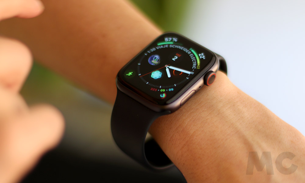 Apple Watch Series 5 GPS + Cellular, análisis 47