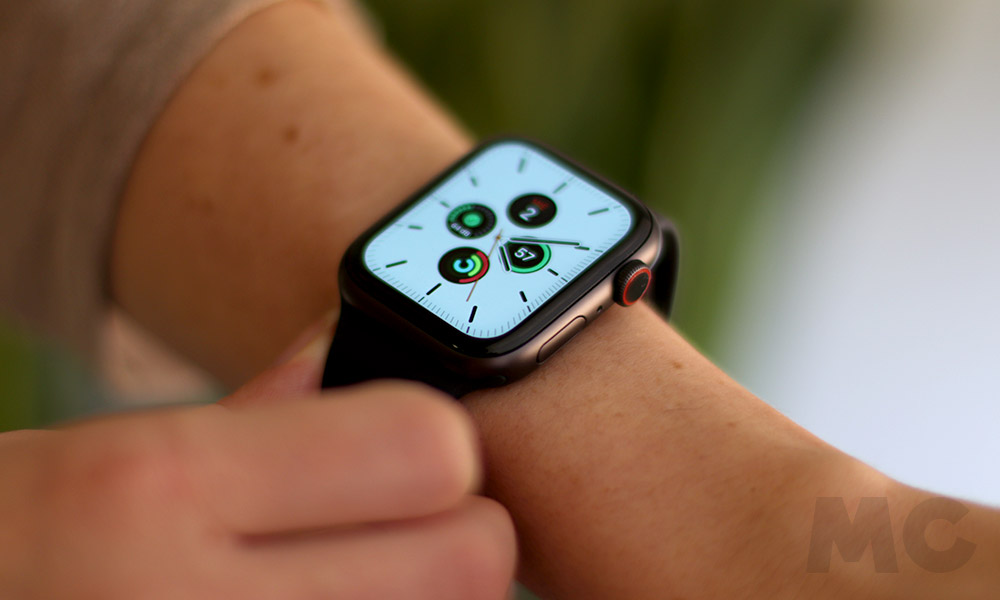 Apple Watch Series 5 GPS + Cellular, análisis 43