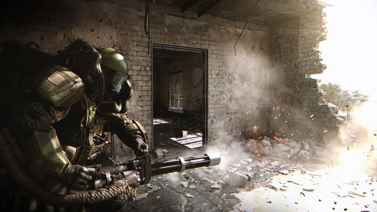 Qué PC necesito para mover Call of Duty: Modern Warfare 38