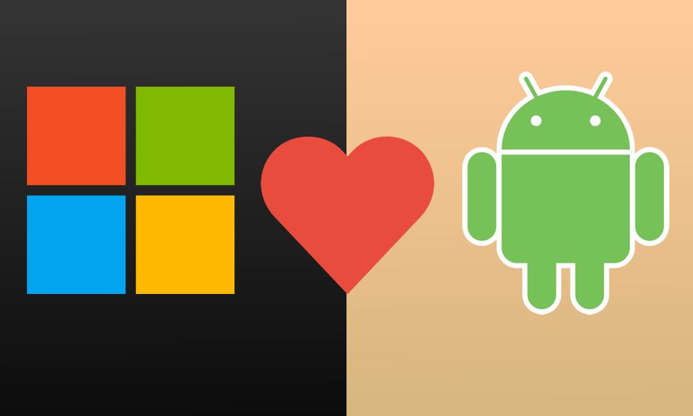 Compañero de Tu Teléfono - Conexión a Windows. Aplicación de Microsoft para Android