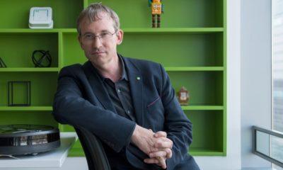"""""""La competencia sigue copiando lo que hacemos"""", hablamos con Colin Angle, CEO de iRobot 107"""