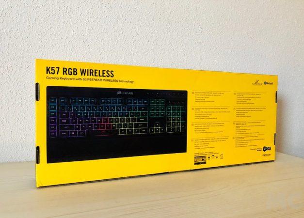 Corsair K57 RGB Wireless Gaming, análisis: rompe tus cadenas 33