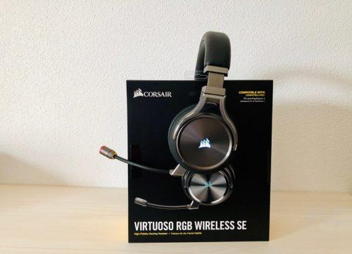 Corsair VIRTUOSO RGB Wireless SE, análisis: descubriendo el verdadero talento 62