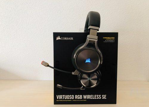 Corsair VIRTUOSO RGB Wireless SE, análisis: descubriendo el verdadero talento 58