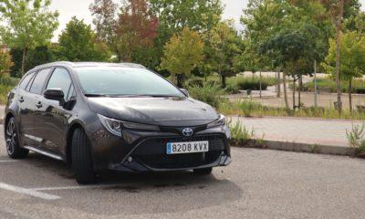 Toyota Corolla Touring Sports: llegar 249