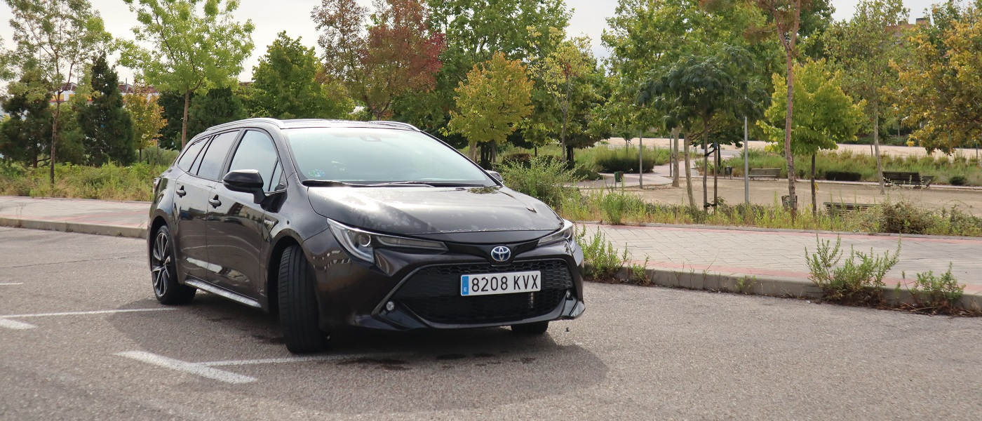 Toyota Corolla Touring Sports: llegar 30