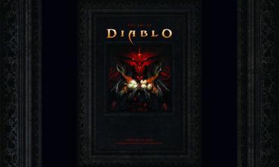 Diablo 4 Artbook Blizzcon 2019