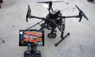 Los bomberos de Los Ángeles quieren más drones para su arsenal 57
