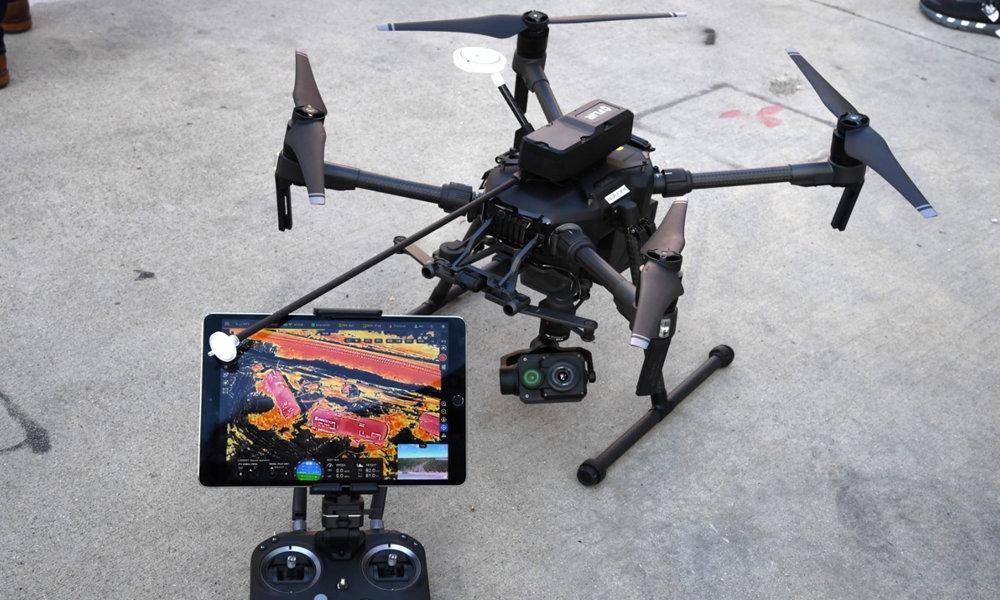 Los bomberos de Los Ángeles quieren más drones para su arsenal 28