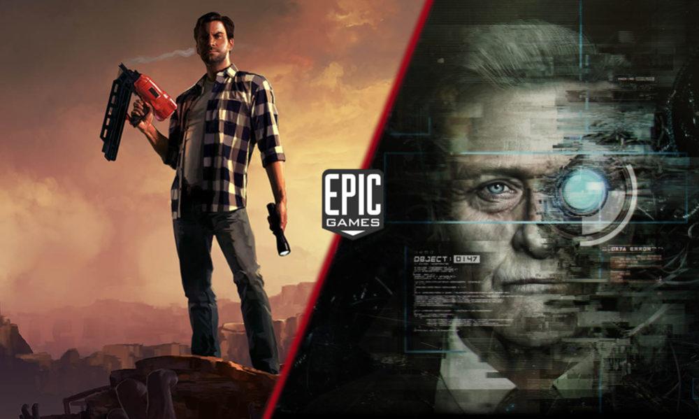 Epic Games Juegos Gratis Observer Alan Wake