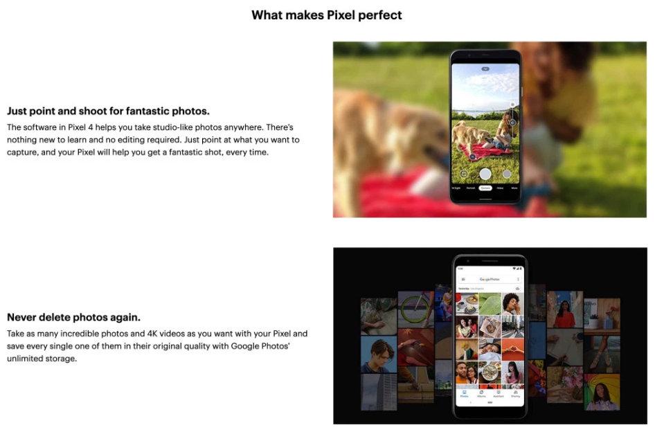 Llegan los novedosos Pixel 4 de Google