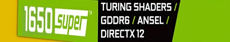 Especificaciones definitivas de las GTX 1660 Super y GTX 1650 Super 35