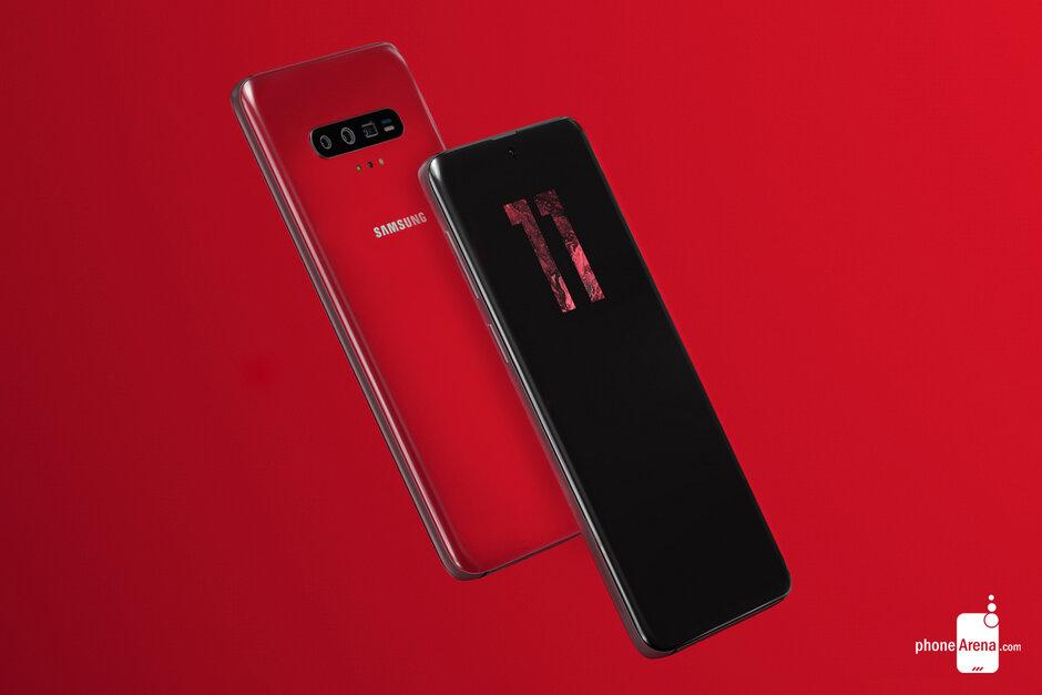Samsung ha terminado el diseño del Galaxy S11, ¿qué novedades traerá? 34