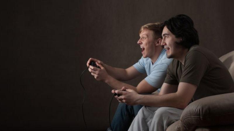 Gamers contentos