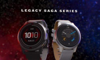 Garmin Reloj inteligente Star Wars Legacy Vivofit