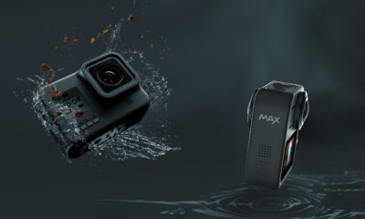 GoPro Hero 8 y GoPro MAX 360