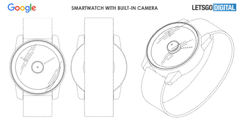 Google Pixel Watch Design Leak