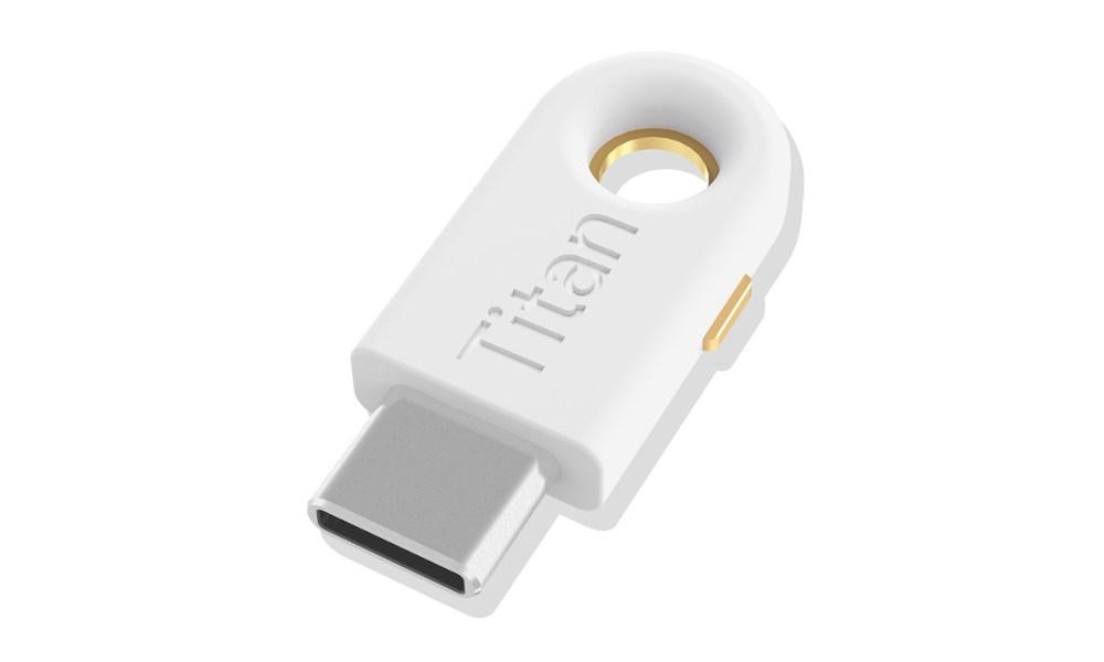 Google Titan USB-C