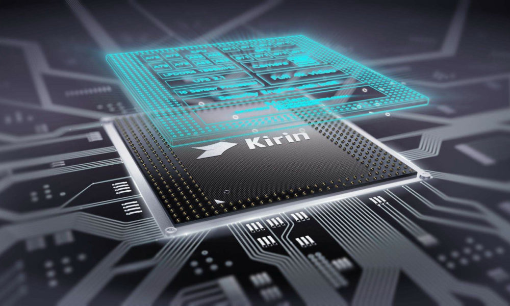 Huawei Kirin SoC ARM
