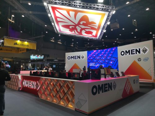 MGW2019 OMEN by HP