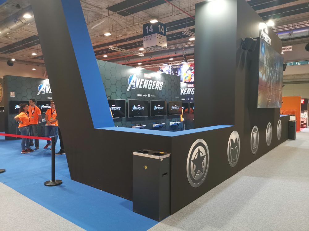 MGW 2019 Avengers A-Day Beta