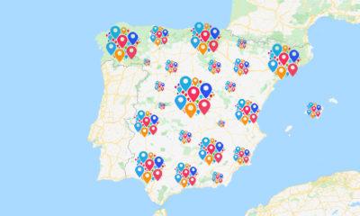 INE Seguimiento de Móviles España
