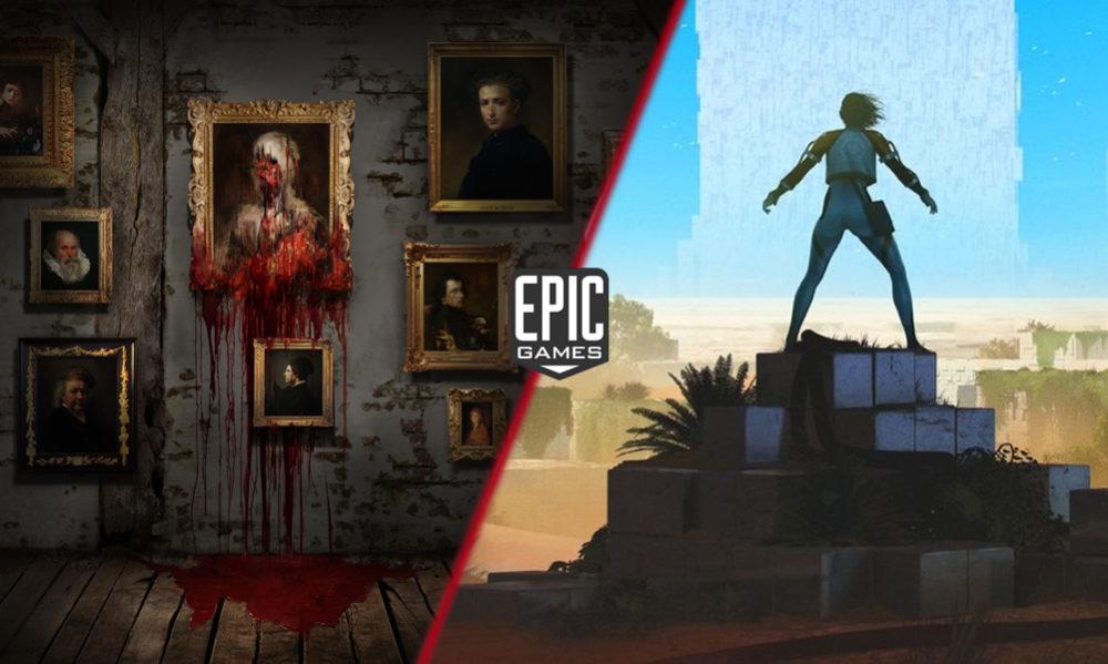 Juegos Gratis Epic Games Layers of Fear Qube