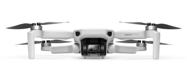 El nuevo drone Mavic Mini de DJI cabe en la palma de tu mano 34