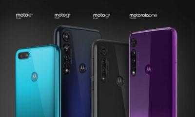 Motorola Moto G8 E6 One Macro