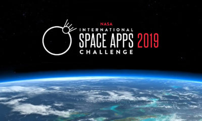 NASA SpaceApps Challenge Madrid